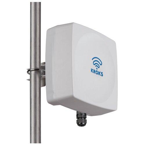 KROKS роутер Rt-Ubx RSIM eQ-EC с m-PCI модемом Quectel EC25-EC встроенный в антенну и SIM-инжектором