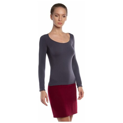 Кофта Mademoiselle Maglia Scollo Madonna M/L (Ilar) серый L/XL l absolu mademoiselle shine 157 mademoiselle stands out