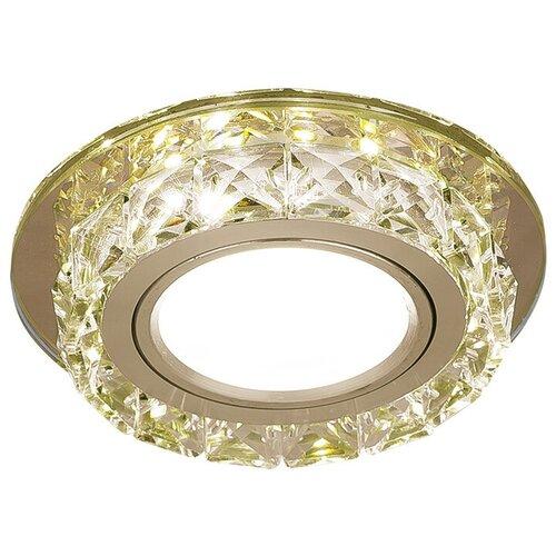 Фото - Встраиваемый светильник gauss Backlight BL043 светильник gauss встраиваемый светодиодный backlight bl114