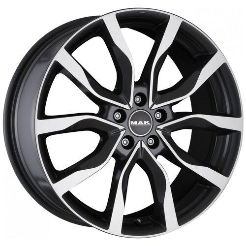 Фото - Колесный диск Mak Highlands 8.5х20/5х108 D63.4 ET45, Black Mirror колесный диск mak fuoco 5 6 5х16 5х114 3 d66 1 et45 ice titan