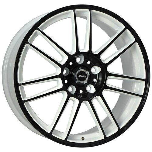 Фото - Колесный диск X-Race AF-06 7х17/5х112 D66.6 ET43, W+B диск x race af 06 8 x 18 модель 9142403