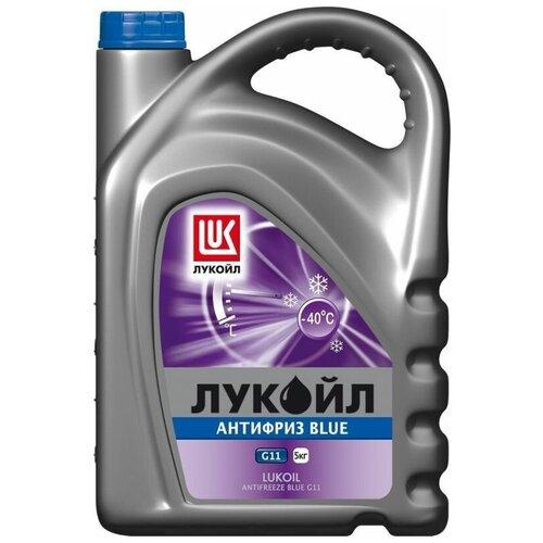 Антифриз ЛУКОЙЛ Blue G11 5 кг