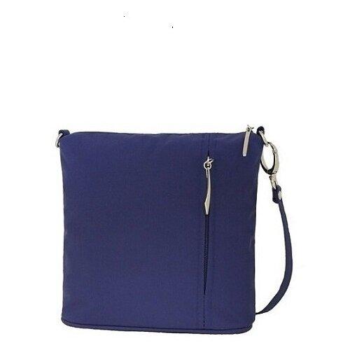 Сумка дамская/Janelli/текстиль синий 934-7