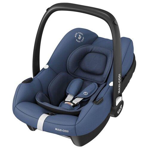 Автокресло-переноска группа 0+ (до 13 кг) Maxi-Cosi Tinca, essential blue автокресло группа 1 2 3 9 36 кг little car ally с перфорацией черный