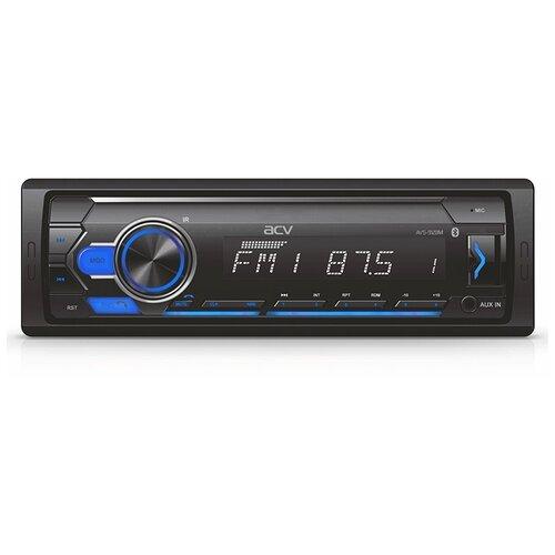 Автомагнитола ACV AVS-912BM, Bluetooth/поддержкой ACV RC и ACV Control/подсветка мультицвет