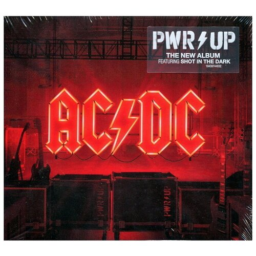 Sony Music AC/DC - Power Up (Limited Deluxe Edition Box Set) (CD)