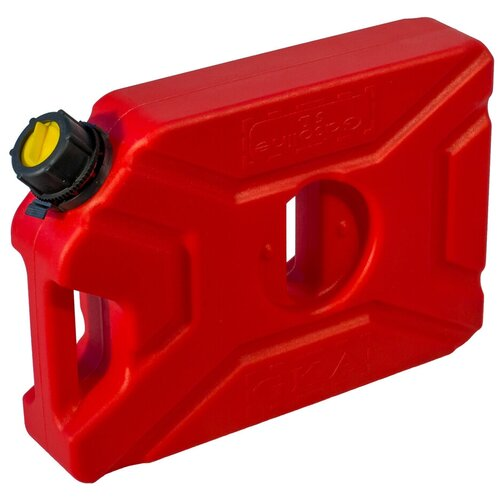 Канистра экспедиционная плоская GKA 5 литра красная