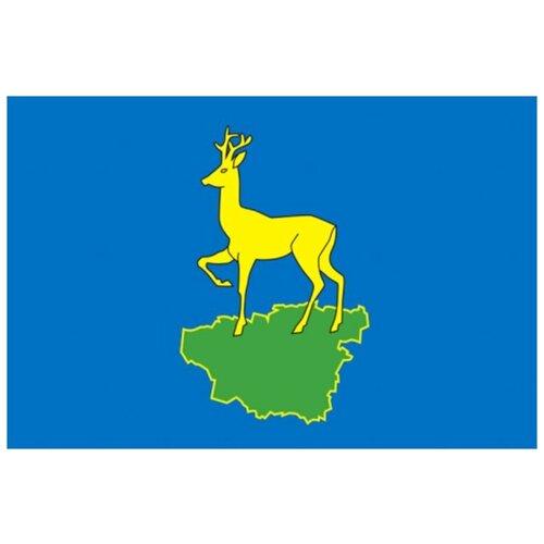 Флаг Дзержинского района (Красноярский край)