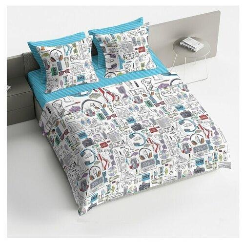 Комплект постельного белья 2.0 макси Браво Диджей