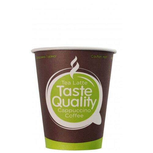 Стакан одноразовый бум. HB70-180 Taste Quality вендинг 150мл, d=70,100шт/уп