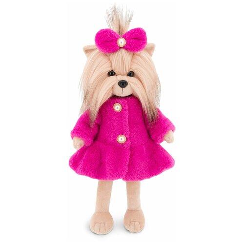 Мягкая игрушка ORANGE TOYS LD3/068 Lucky Yoyo розовая шубка 25 см