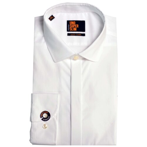 Рубашка Seidensticker размер 42 белый