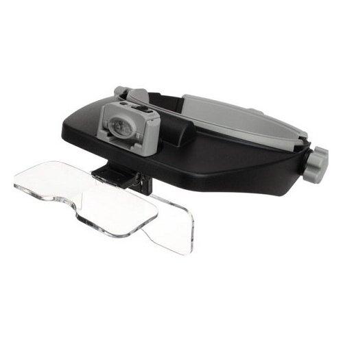Фото - Очки бинокулярные со светодиодной подсветкой MG81001 RD 3d очки