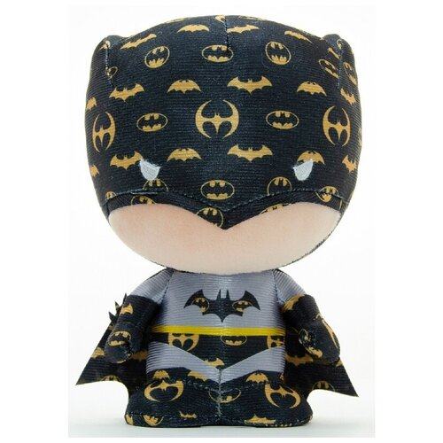 Купить Коллекционная фигурка YuMe Бэтмен / Плюшевая игрушка Бэтмен Emblem, 17 см, Игровые наборы и фигурки