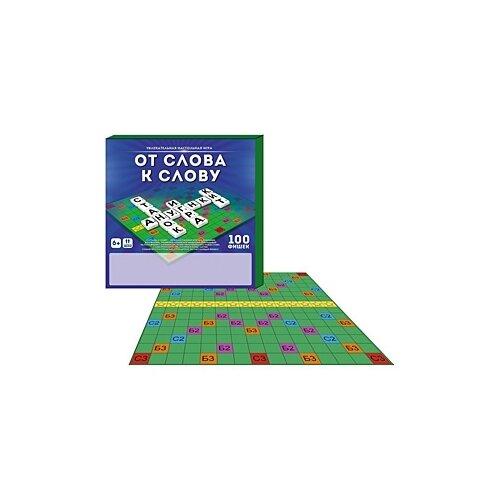 Настольная игра Рыжий кот От слова к слову ИН-1801 настольная игра рыжий кот союзмультфильм ну погоди ин 5027