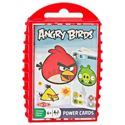 Настольная игра TACTIC Angry Birds. Игра с карточками
