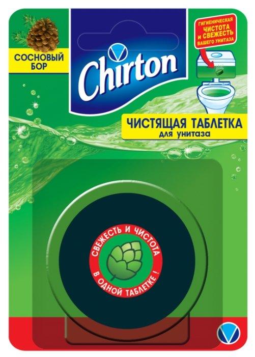 Chirton таблетка для унитаза Сосновый бор