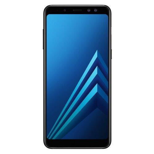 Купить со скидкой Смартфон Samsung Galaxy A8 (2018) 32GB черный (SM-A530FZKDSER)