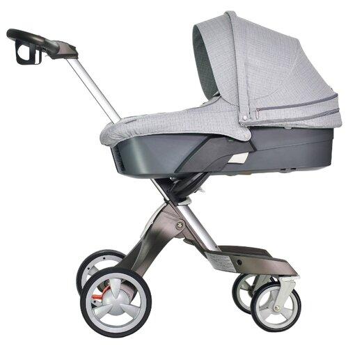 Универсальная коляска everflo Dsland 180202 (2 в 1) grey rid