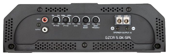 Автомобильный усилитель Ground Zero GZCA 5.0K-SPL