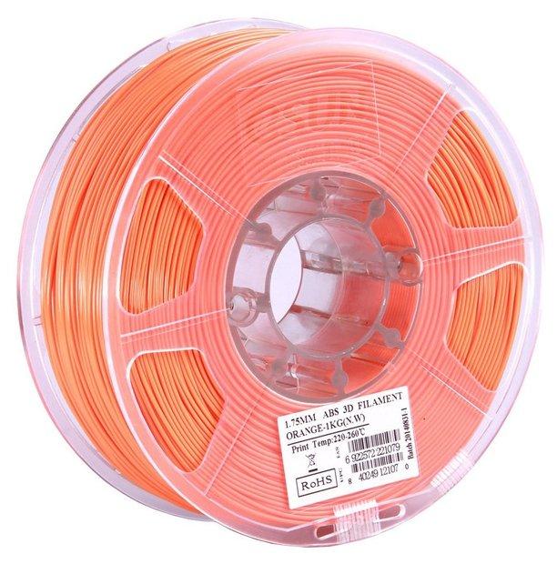 ABS пруток ESUN 1.75 мм оранжевый