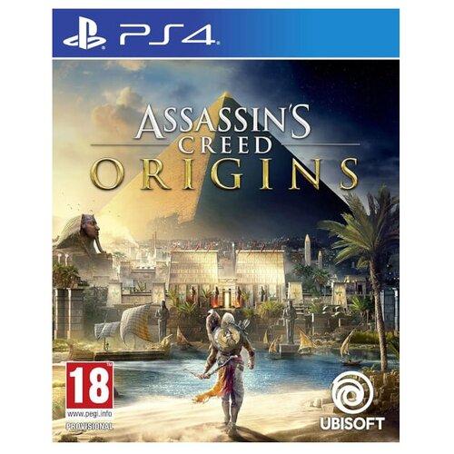 Игра для PlayStation 4 Assassin's Creed Origins