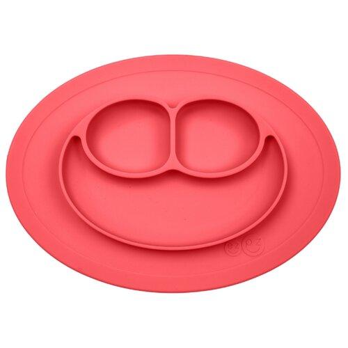Тарелка EZPZ Mini mat, coral scosche magicmount mini mat