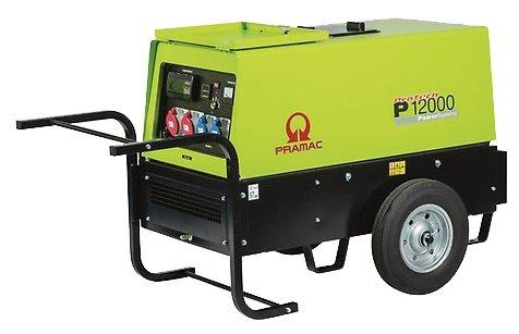Дизельная электростанция Pramac P12000 3 фазы
