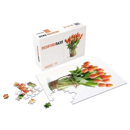 Купить Пазл Smart Gift Позитив Цветы, 500 дет., Пазлы