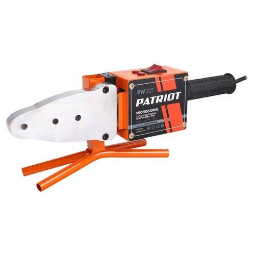 Аппарат для раструбной сварки PATRIOT PW 205 аппарат для раструбной сварки kolner kpwm 800mc