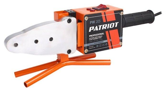 Аппарат для раструбной сварки PATRIOT PW 205
