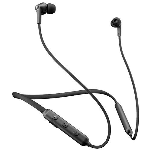 цена Беспроводные наушники MEE audio N1 black онлайн в 2017 году