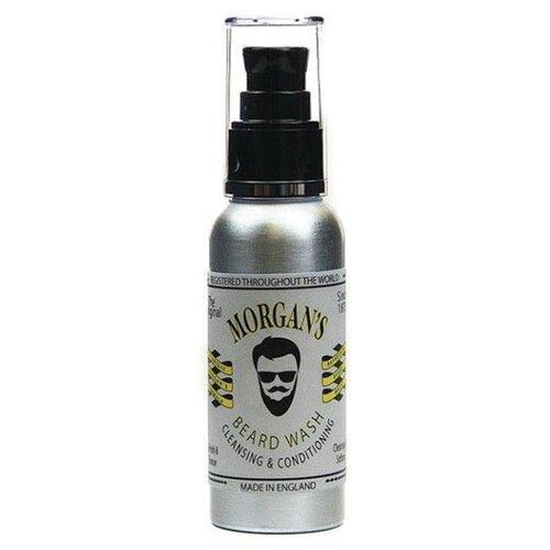 Morgan\'s Шампунь для бороды Beard Wash, 100 мл