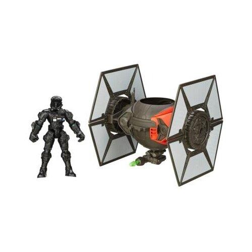 Купить Фигурка Hasbro Star Wars Hero Mashers Боевое транспортное средство B3703, Игровые наборы и фигурки