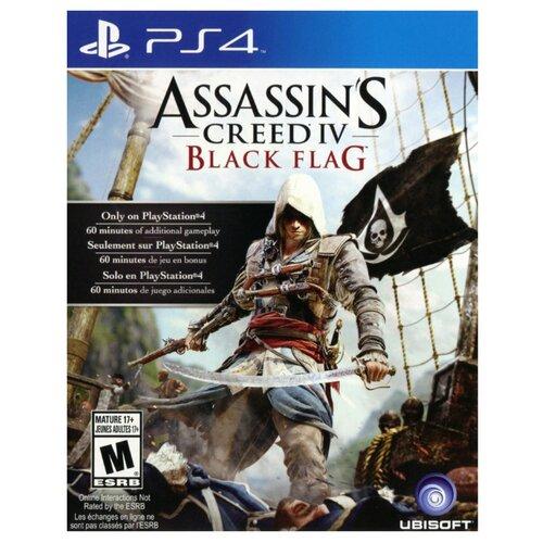 Игра для PlayStation 4 Assassin's Creed IV Black Flag
