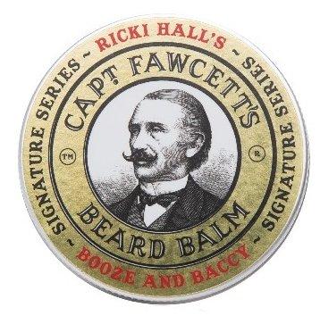 Captain Fawcett Бальзам для бороды Ricki Hall