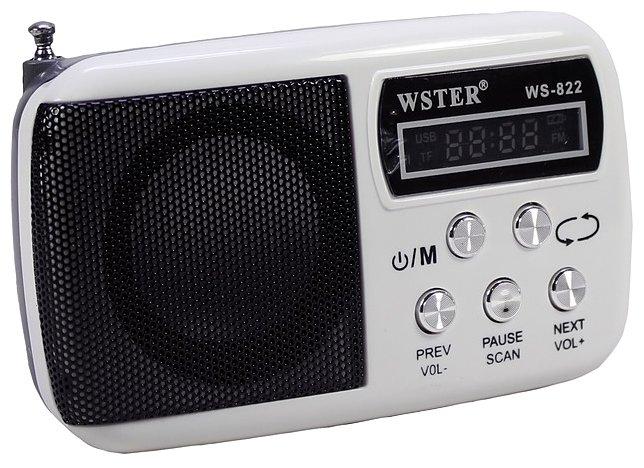 Радиоприемник Wster WS-882