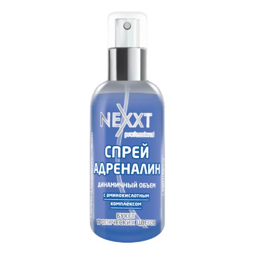 NEXXT Спрей для укладки волос Адреналин, средняя фиксация, 120 мл