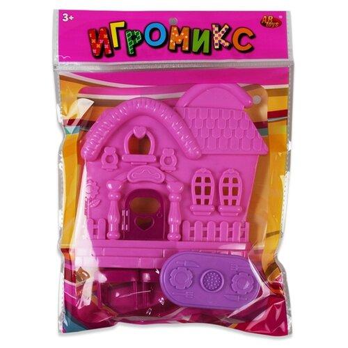 Купить ABtoys кукольный домик Игромикс M6190, Кукольные домики