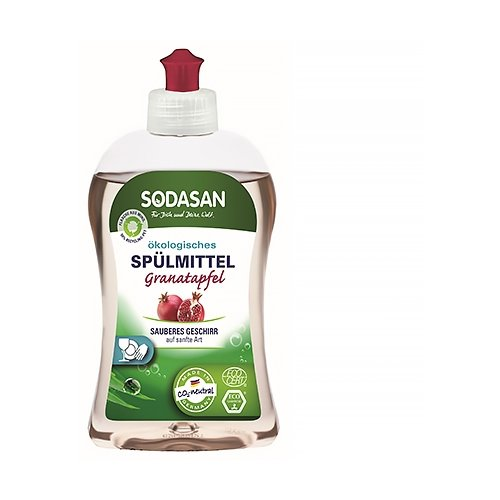 SODASAN Средство для мытья посуды Granatapfel 0.5 л