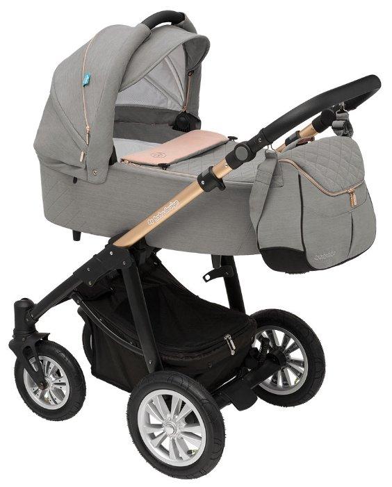 Универсальная коляска Baby Design Lupo Comfort Limited (2 в 1)