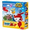 Пазл Origami SuperWings Целый мир (02801), 36 дет.