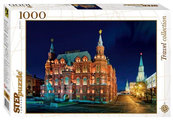Пазл Step puzzle Travel Collection Москва Исторический музей (79107), 1000 дет.