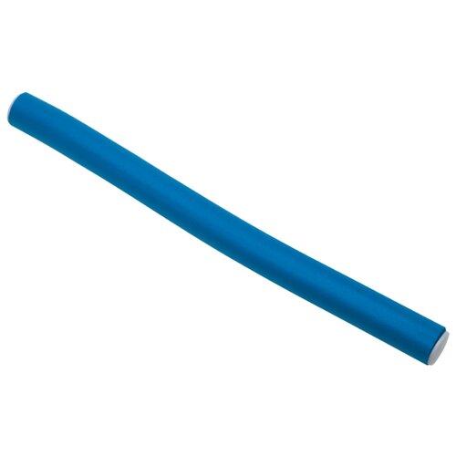 Купить Бигуди-бумеранги DEWAL BUM14180 (14 мм) 10 шт. синий