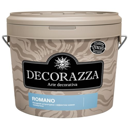 Декоративное покрытие Decorazza Romano RM 10-36 14 кг