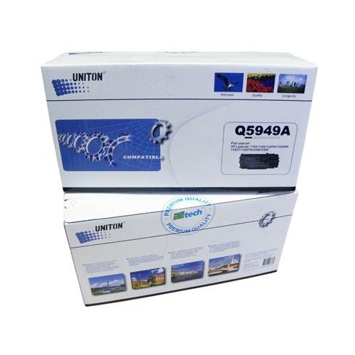 Фото - Картридж Uniton Premium Q5949A, совместимый картридж uniton eco tn 3380