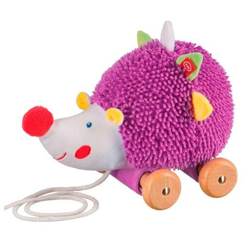 цена на Каталка-игрушка Happy Baby SPEEDY HEDGEHOG (330349) фиолетовый