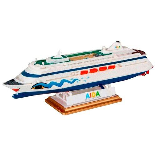 Сборная модель Revell AIDA (65805) 1:1200 сборная модель revell battleship uss missouri 65128 1 1200