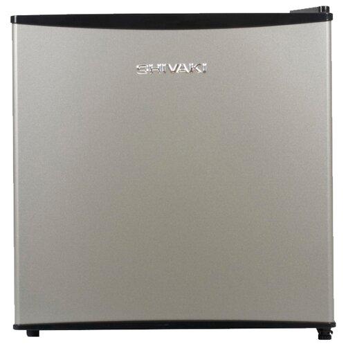 Холодильник Shivaki SDR-052S shivaki холодильник shivaki shrf 601sdw нержавеющая сталь двухкамерный