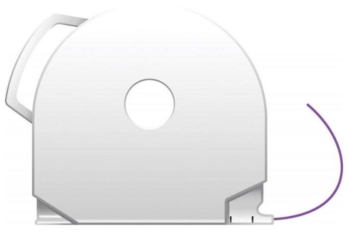 ABS пруток 3D Systems CubePro 1.75 мм пурпурный